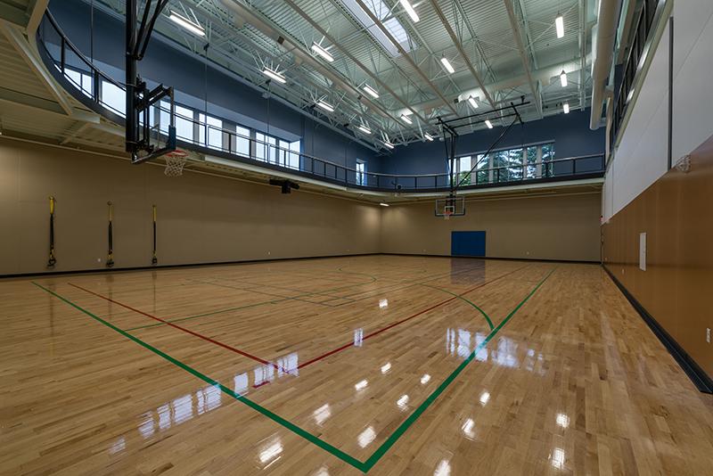 Small Gymnasium