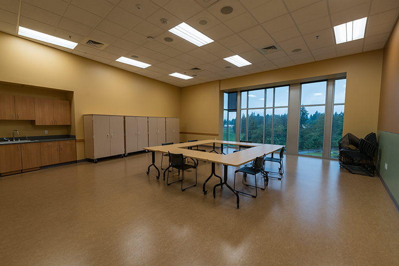 Metropolitan Market Community Meeting Room