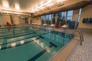 Six Lane Lap Pool