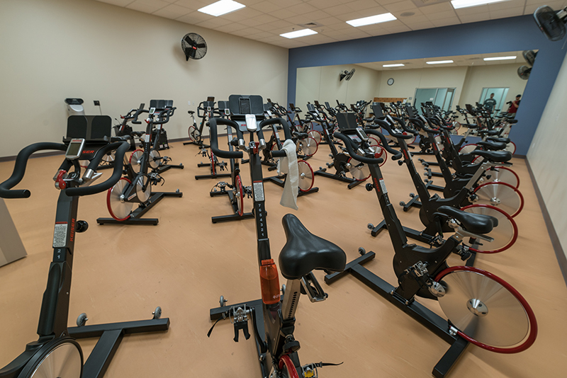 Cycle Room - Drop-In Classes Available at No Cost
