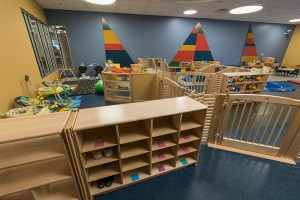 Kids Corner for 6 weeks to four years