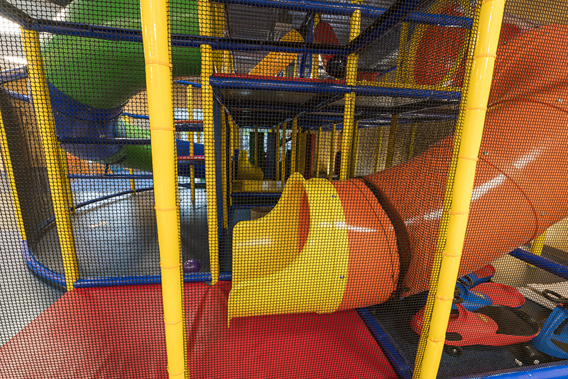 Play Structure in the Adventure Zone