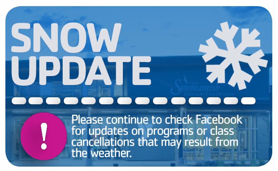 Snow Update