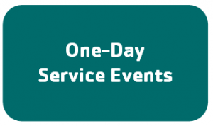 One Day Service Events button for website blog