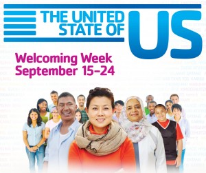 Welcoming Week Sept 2017