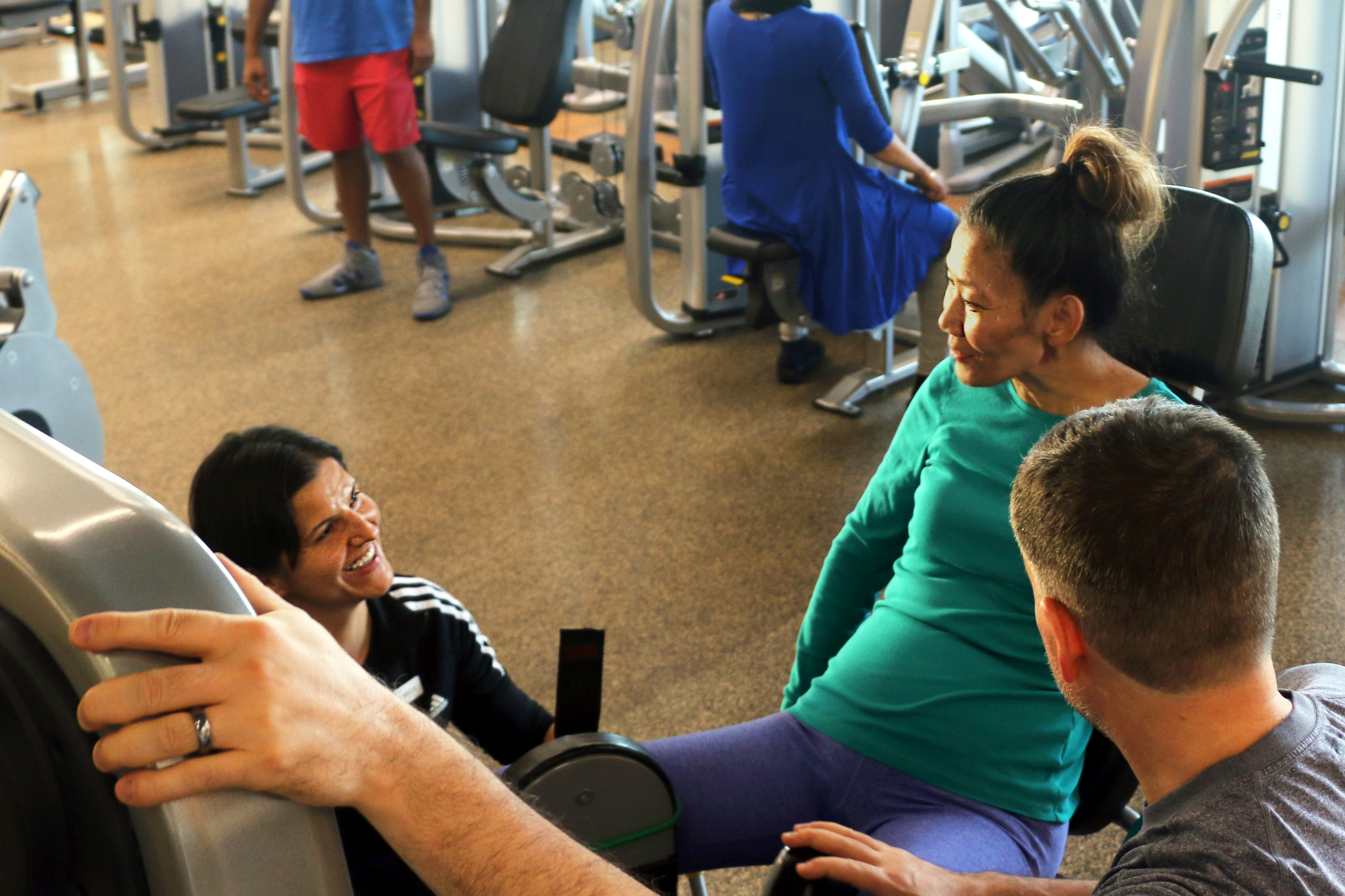 Gage Follett: A physical therapy inspiration - Sammamish Community ...