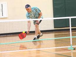 Pickleball image for Adult intro to Sports blog post
