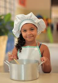 Storybook cooks girl - google images