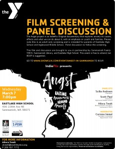 Angst Screening Flyer March 2018