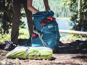 REI backpacking basics Feb 28 2018